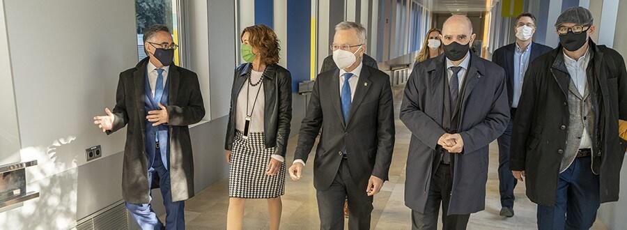 Qiagen duplica instal·lacions i capacitat en R+D al Parc Científic de Barcelona per combatre la COVID-19