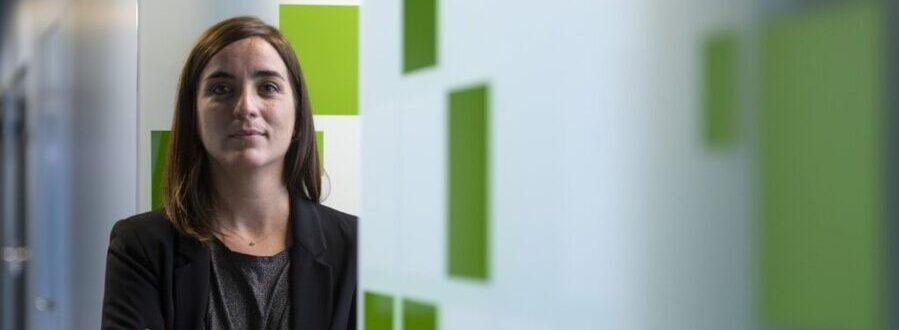 Núria Montserrat, professora de recerca ICREA i líder de grup a l'IBEC (Foto: IBEC).