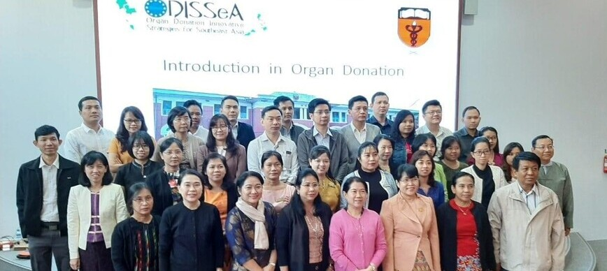 The ODISSeA project has made great progress to improve organ donation performance in Southeast Asia