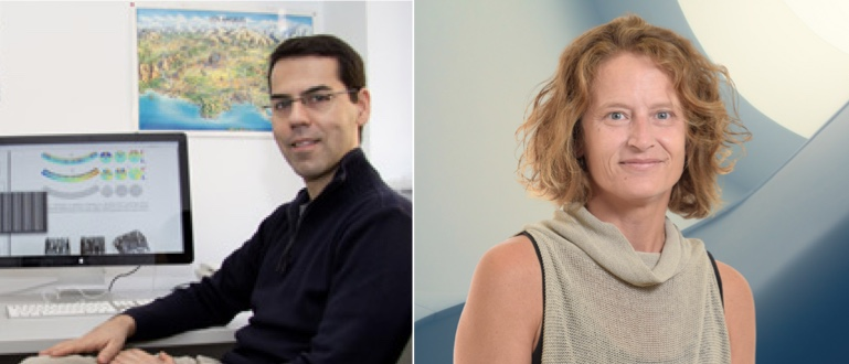 Marino Arroyo from IBEC and Eulàlia de Nadal from IRB Barcelona have been awarded in the 2020 ICREA Acadèmia call
