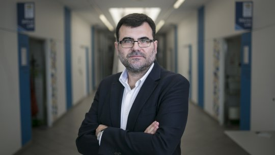 El Dr. Eduard Batlle rep el Premi Rei Jaume I a la Recerca Mèdica