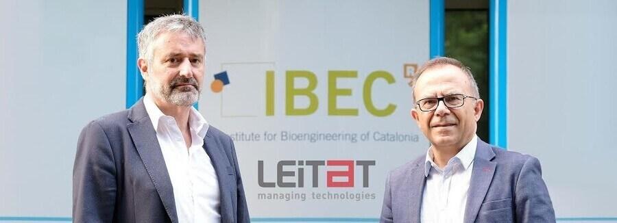 LEITAT i l'IBEC impulsaran biotecnologies d'última generació basades en un ecosistema OpenLab